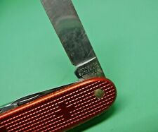 Victorinox 93mm Harvester Swiss Army Knife in Red Alox old cross