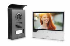 Extel CONNECT Video Gegen-Sprechanlage Türklingel Anlage incl. App Touch-Monitor