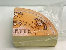 Raclette Cheese , French Cheese 1.9kg 1/4 Wheel . Great For Melting