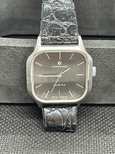 Junghans Quartz Armbanduhr 27mm Edelstahl 17/2962