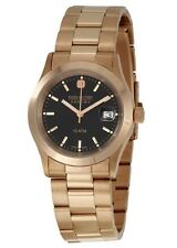 New Swiss Military Freedom Ladies Rose Gold-tone Watch 06-5023-09-007