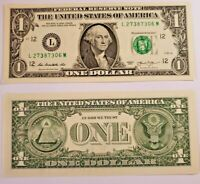 Billet de 1 DOLLAR neuf- USA - Envoi gratuit