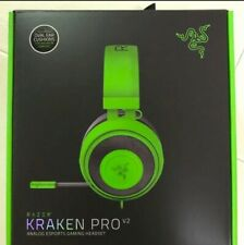 Brand New Razer Kraken PRO V2 Gaming Headset Oval Black Over-Ear Headphones