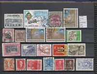STAMPS LOT  WORLDWIDE USED (L27493)