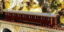 ROCO 44712 h0 viaggiatori FS Italia carrozza 1. CLASSE TIPO A Marrone CASTAN OVP