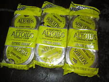 Altoids Sours (6 Sealed Tins) Curiously Strong Citrus (Discontinued, RARE)