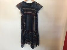 NWT LADIES PARKER GABY DRESS IN TOLOMEI 100% SILK SIZE XS RETAIL 429$