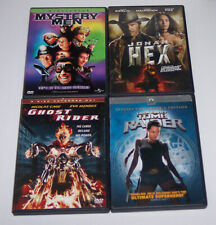 Five Dollar Movie Night - Ghost Rider - Tomb Raider - Mystery Men - Jonah Hex