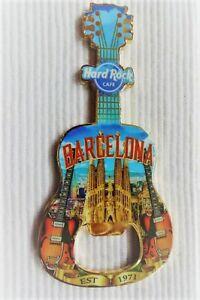1 Hard Rock Cafe Magnet Bottle Opener Barcelona