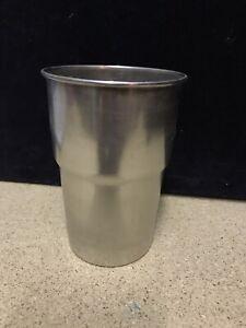 Glastonbury stainless steel cup