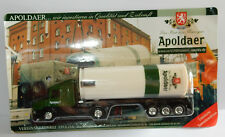 GRELL HO 1/87 CAMION CITERNE TRUCK TANKER SCANIA TORPEDO APOLDAER BEER IN BOX