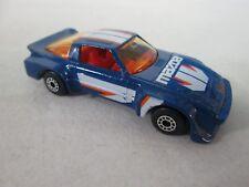 Matchbox IMSA Mazda Blue MB6 with box