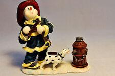 Boyds Bears & Friends: Fireman Bob . Spot Check - Style 36527 Snow Folks