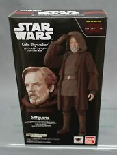SH S.H Figuarts Luke Skywalker Star Wars The Last Jedi Bandai Limited JAPAN NEW