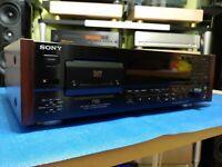 SONY DTC-77ES (87ES) DAT Recorder w/remote TOTL