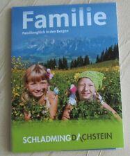 Infokarte Familie Schladming Dachstein Steiermark Österreich