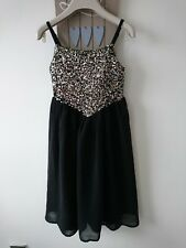 Monsoon girl sequins party ocassion wedding dress 8 years great condition
