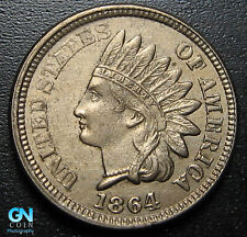 COPPER NICKEL CN 1864 Indian Head Cent Penny  --  MAKE US AN OFFER!  #G8926