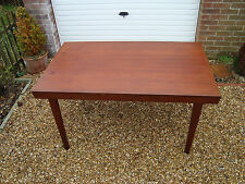 Teak Kitchen & Dining Tables with Additional Leaves