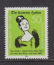 WEST GERMANY MNH STAMP DEUTSCHE BUNDESPOST 1982 WILHELM BUSCH   SG 1993