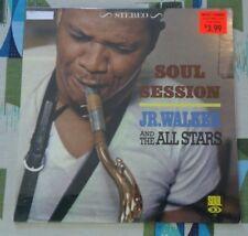 Jr. Walker And The All Stars SEALED LP Soul Session 1966 Soul Funk Mint
