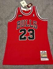 100% AUTHENTIC Michael Jordan M&N Bulls 97-98 Finals Jersey Last Dance sz 44 L