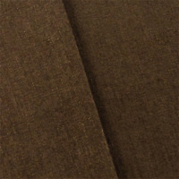 Cocoa Brown Bartson Inspire Chenille Decorating Fabric, Fabric By The Yard