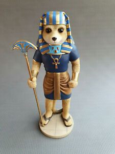 Magnificent Meerkats - Country Artists - King of the Pharaohs CA04540