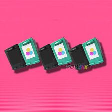 6 Non-OEM Alternative Ink Cartridge for HP 92 93 5442 C3125 C3173 C3180