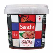 Sanchi   umeboshi prunes-Organic   3 x 150 g