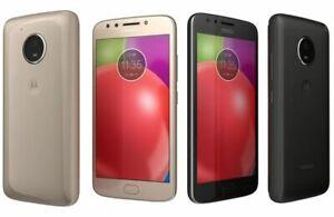 Motorola MOTO E4 16GB Quad Core Unlocked 4G Smartphone BOX UP