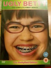Ugly Betty - Series 1 - Complete (DVD, 2007, 6-Disc Set, Box Set) Sealed