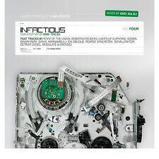 Infactious vol.4 CD ltd.1000 namnambulu state of the Union Grendel