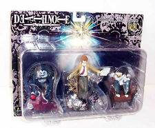 Death Note Collectible Mini Figure (Ryuk, Light Yagami and L) Vol. 1 Jun D-534