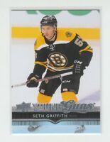 (71787) 2014-15 UPPER DECK YOUNG GUNS SETH GRIFFITH  #471 RC