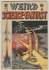 Weird Science-Fantasy #28 April 1955 G/VG