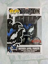 💥Funko POP Marvel: #676 Mayhem April Parker (Special Edition) Vinyl Figure💥