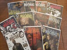 Criminal Macabre Dark Horse Steve Niles 11 books
