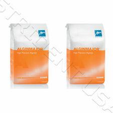 Dental Alginate 2 Lb Normal Set Dental Impression Material Orange 2 1 Lb Bag