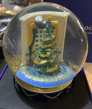 Coolsnowglobes The White House Blue Room Christmas Tree Snow Globe Collectible