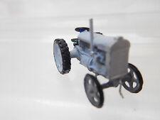 eso-331:87 Traktor Metallguß hellgrau mit Mängel,Farbschäden