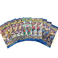 Lot of (10) Pokemon TCG XY BREAKpoint Booster Packs - NEW/SEALED UNWEIGHED