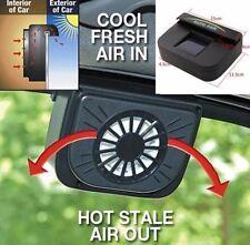 Énergie Solaire Diffuseur Ventilateur Mini Air Cooling pour Arbre House/&rv Auto