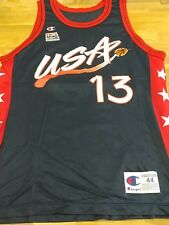 Authentic Rare 1994 Team USA Shaquille O'neal jersey number  44.