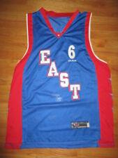 Reebok KENYON MARTIN No 6 NEW JERSEY NETS 2004 All Star Game (Size 56) Jersey