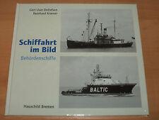 Sammlung Schiffahrt im Bild Behördenschiffe Hardcover!