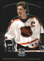 1999-00 Wayne Gretzky Hockey Hall of Fame Career #HOF18 Wayne Gretzky - NM-MT