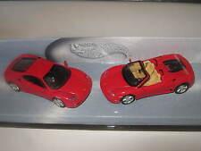 1:43 Ferrari Set 360 Series 29621 Hotwheels NEU OVP