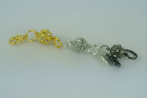 1 STRONG MAGNETIC CLASP CONVERTER NECKLACE OR BRACELET - EASY CLASP (SML)