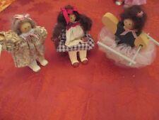 LIZZIE HIGH Doll Little One Girls = Set of three (3)